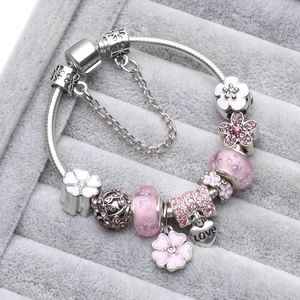 Jewelry - Beauty crystal charms bracelet